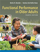 Image of the book cover for 'Functional Performance in Older Adults'