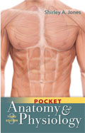 Image of the book cover for 'Pocket Anatomy and Physiology'