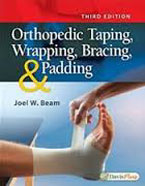 Image of the book cover for 'Orthopedic Taping, Wrapping, Bracing, and Padding'