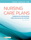 Image of the book cover for 'Nursing Care Plans'