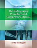 Image of the book cover for 'The Radiography Procedure and Competency Manual'