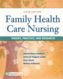 Image of the book cover for 'Family Health Care Nursing'