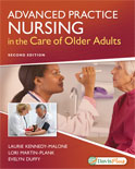 Image of the book cover for 'Advanced Practice Nursing in the Care of Older Adults'