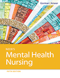 Image of the book cover for 'Neeb's Mental Health Nursing'