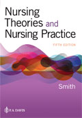 Image of the book cover for 'Nursing Theories and Nursing Practice'