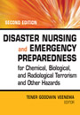 Image of the book cover for 'DISASTER NURSING AND EMERGENCY PREPAREDNESS'