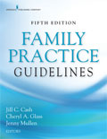 Image of the book cover for 'Family Practice Guidelines'