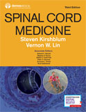 Image of the book cover for 'Spinal Cord Medicine'