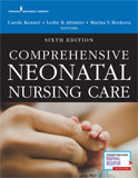 Image of the book cover for 'Comprehensive Neonatal Nursing Care'