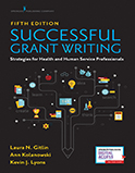 Image of the book cover for 'Successful Grant Writing'
