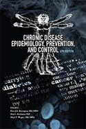 Image of the book cover for 'Chronic Disease Epidemiology, Prevention, and Control'