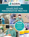 Guidelines for Perioperative Practice 2021