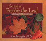 Image of the book cover for 'The Fall of Freddie the Leaf'