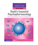 Image of the book cover for 'Stahl's Essential Psychopharmacology'