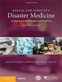 Image of the book cover for 'Koenig and Schultz's Disaster Medicine'