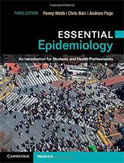 Image of the book cover for 'Essential Epidemiology'