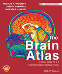Image of the book cover for 'The Brain Atlas'