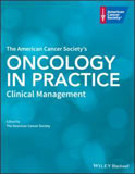 Image of the book cover for 'The American Cancer Society's Oncology in Practice'