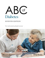 Image of the book cover for 'ABC of Diabetes'