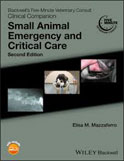 Image of the book cover for 'Blackwell's Five-Minute Veterinary Consult Clinical Companion'