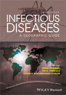 Image of the book cover for 'Infectious Diseases'