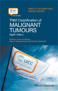 Image of the book cover for 'TNM Classification of Malignant Tumours'