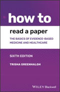 Image of the book cover for 'How to Read a Paper'