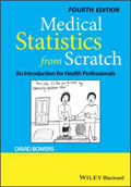 Image of the book cover for 'Medical Statistics from Scratch'