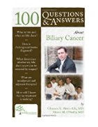Image of the book cover for '100 Questions & Answers About Biliary Cancer'