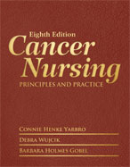 Image of the book cover for 'Cancer Nursing'