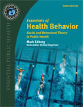 Image of the book cover for 'Essentials of Health Behavior'