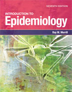 Image of the book cover for 'Introduction To Epidemiology'