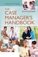 Image of the book cover for 'The Case Manager's Handbook'