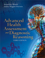 Image of the book cover for 'Advanced Health Assessment And Diagnostic Reasoning'