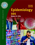 Image of the book cover for 'Epidemiology 101'