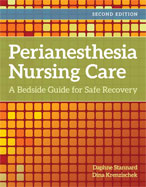 Image of the book cover for 'Perianesthesia Nursing Care'