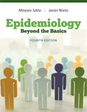 Image of the book cover for 'Epidemiology'