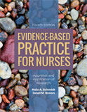 Image of the book cover for 'Evidence-Based Practice for Nurses'