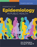 Image of the book cover for 'Essentials of Epidemiology in Public Health'