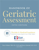 Image of the book cover for 'Handbook of Geriatric Assessment'