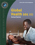 Image of the book cover for 'Global Health 101'