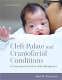 Image of the book cover for 'Cleft Palate and Craniofacial Conditions'