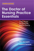 Image of the book cover for 'The Doctor of Nursing Practice Essentials'