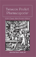 Image of the book cover for 'Tarascon Pocket Pharmacopoeia'