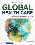 Image of the book cover for 'Global Health Care'