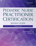 Image of the book cover for 'Pediatric Nurse Practitioner Certification Review Guide'