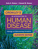 Image of the book cover for 'Crowley's An Introduction to Human Disease'