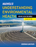 Image of the book cover for 'Maxwell's Understanding Environmental Health'
