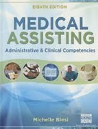Image of the book cover for 'Medical Assisting'