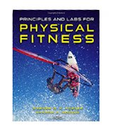 Image of the book cover for 'Principles and Labs for Physical Fitness'